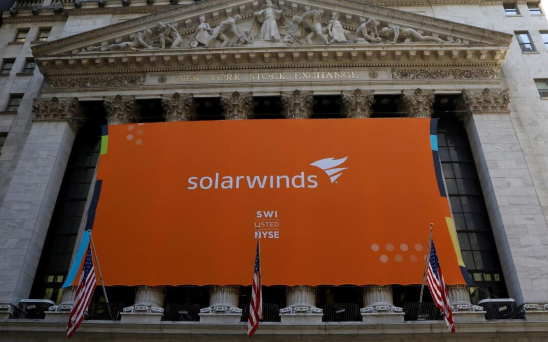 From Reuters: Hackers used SolarWinds' dominance against it in sprawling spy campaign