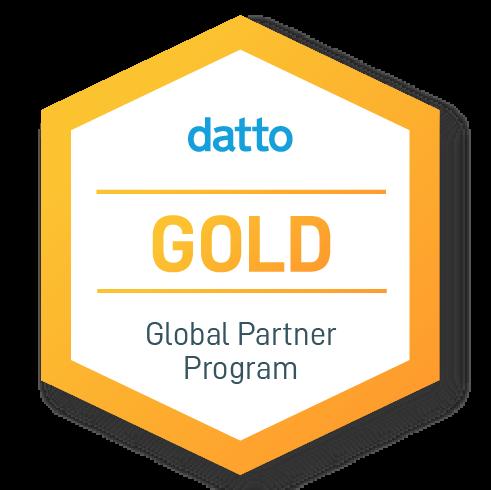 Geek Girls IT is a Datto Gold Partner